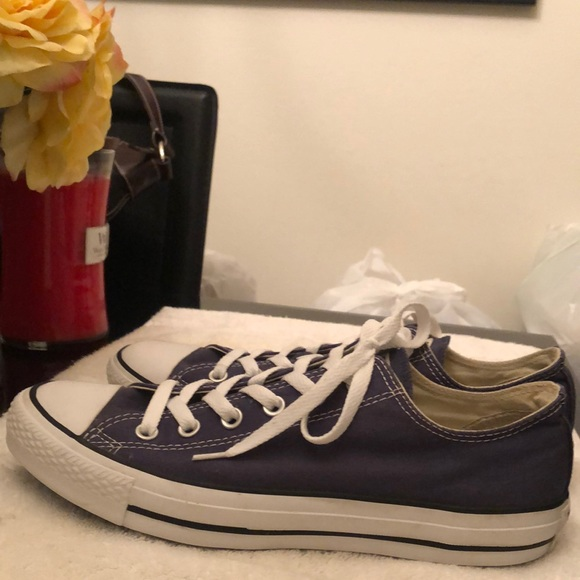 CONVERSE ALL STAR SNEAKERS MEN SIZE 8 WOMENS S 10